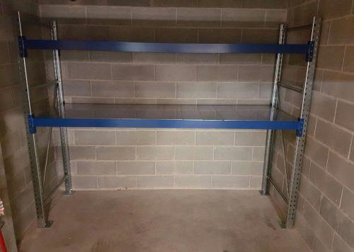 DM Ignazio 2 ripiani scaffale box garage